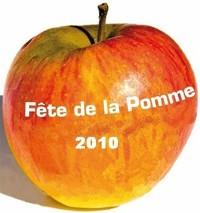 Logo Fête de la Pomme 2010