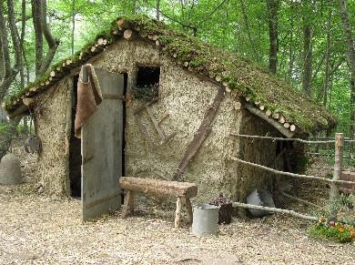Cabane du charbonnier - 2008