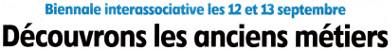 Cliquez sur ce bandeau pour visualiser l'article publié par l'Eclaireur-du-Gâtinais le 02.09.2015 sur la biennale des associations culturelles du Gâtinais.
