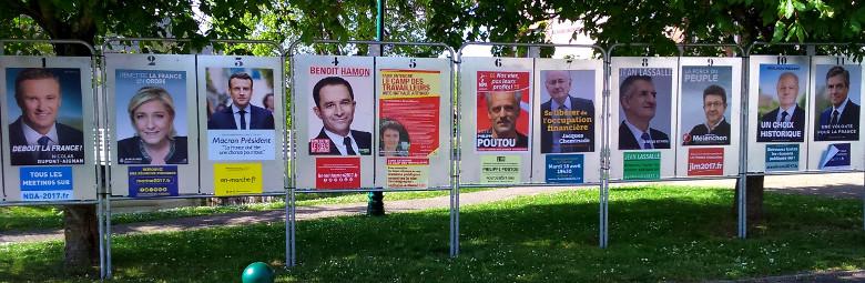 """Accès direct à ma page """" Paucourt - Résultats des élections présidentielle et législatives 2017 """""""
