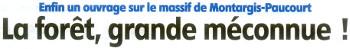 Cliquez ICI pour découvrir l'article publié par l'Eclaireur-du-Gâtinais le 17.09.2014 sur l'ouvrage de François Chièze sur la Forêt de Montargis.