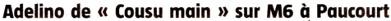"""Adelino Gandarinho, finaliste de la saison 1 de """" Cousu Main """" sur M6 sera à Paucourt les 12 et 13 Novembre 2016. Cliquez ICI pour visualiser l'article de l'Eclaireur du 02.11.2016."""