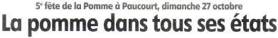 Cliquez ICI pour visualiser l'article publié par l'Eclaireur-du-Gâtinais le 17.10.2013.