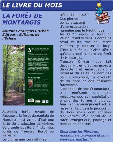 Cliquez ICI pour découvrir la présentation de l'ouvrage de François Chièze par les Editions de l'Ecluse.