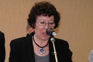 Evelyne Berlioz, secrétaire principale de la Mairie de Paucourt. Cliquez pour agrandir et lancer le diaporama.