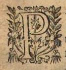 """Cliquez pour agrandir. Le """" P """" extrait du Dom Morin de 1630 et adressé tel quel à Martine Connay, enlumineuse."""