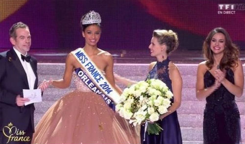 Flora Coquerel, Miss France 2014 !
