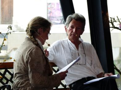 Chantal Riout et Daniel Plaisance - Cliquez pour agrandir.