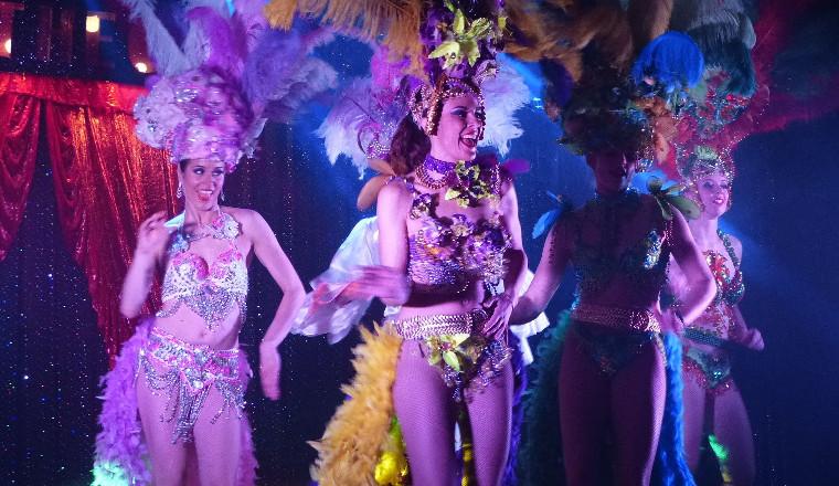 La Revue Apothéose - Photo extraite de la Soirée Cabaret 2016