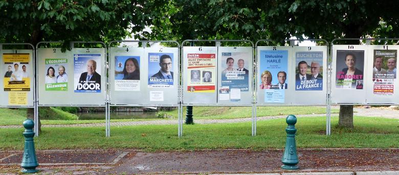 """Accès direct à ma page """" Paucourt - Résultats des élections présidentielles et législatives 2017 """""""