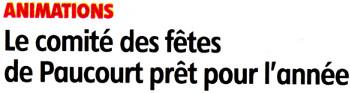 Cliquez ICI et découvrez le 1er article de Stéphane Getten publié par la République du Centre dans son édition du 15 Avril sur le Comité des Fêtes de Paucourt et la Fête de la Pomme 2015.