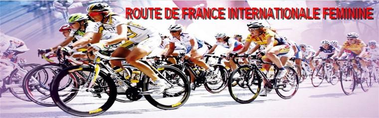 Cliquez sur cette photo pour accéder directement au site officiel de la Route de France Féminine 2014.