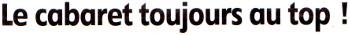 Cliquez ICI et visualisez l'article de Fabrice Kocaj sur la Soirée Cabaret du 15 Novembre à Paucourt publié par l'Eclaireur-du-Gâtinais dans son édition du 19 Novembre 2014.
