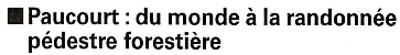 Visualisez le compte-rendu publié par l'Eclaireur-du-Gâtinais dans son édition du 17.02.2011.