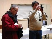 Les représentants de la presse locale : la République du Centre et l'Eclaireur-du-Gâtinais. Cliquez pour agrandir et faire défiler le diaporama.