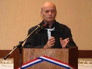 Bernard Fournier, conseiller régional.