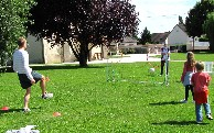 L'épreuve du tir au but. Sports et Loisirs.