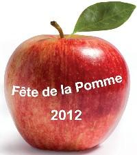 Logo Fête de la Pomme 2012