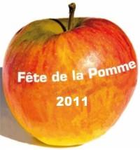 Logo Fête de la Pomme 2011